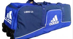 Adidas cricket kit bag with wheels