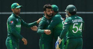 Pakistan team better off touring England