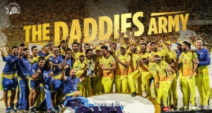 The Chennai Super Kings played eight IPL Finals, winning three