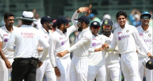 India vs eng test