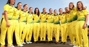 australian girls cricket team
